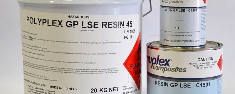 Resin-LSE